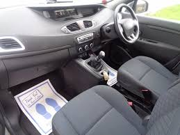 renault scenic 1 5 i music dci 5dr manual for sale in bradford