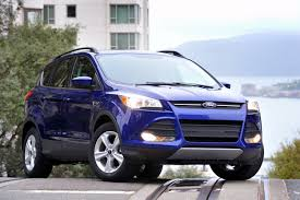 Ford Escape Electric - automatic parking and other cool tech on the ford escape titanium