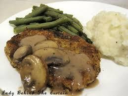 country fried steak with brown gravy recipe u2014 dishmaps