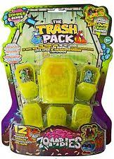 trash pack 12 trashies gross zombies coffins bin brute cacky