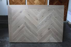 product oak engineered silver white parquet