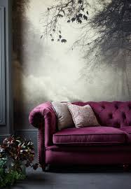 Purple Livingroom by Purple Sofas As A New Innovation Of Modern Furniture Hupehome