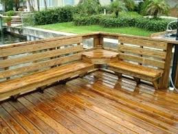deck seating plan outdoor corner bench seating plans a380 upper