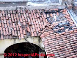 Tile Roof Types Clay Tile Roof Identification Inspection Installation Repair