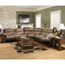 sectional living room ashley furniture living room sets sectionals presley cocoa