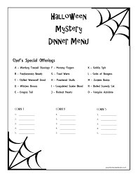 halloween dinner ideas archives events to celebrate