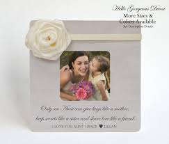 new personalized gift time gift picture frame personalized gift to auntie gift from