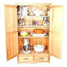Oak Kitchen Pantry Storage Cabinet Pantry Cupboard Oak Pantry Cupboard Oak Kitchen Pantry Storage