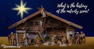 christmas manger what is a christmas nativity