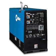 dual operator welder generators help superior steel complete