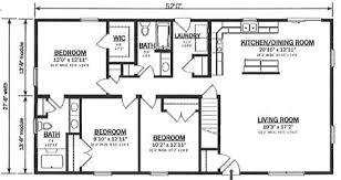three bedroom two bath house plans r143032 2 by hallmark homes ranch floorplan