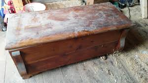 Trunk Like Coffee Table by Zachariah Smith Reclaimed Lumber Projects