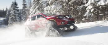 nissan versa in snow winter meets its match in the nissan rogue warrior autofocus ca