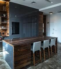 cuisine noir et blanche cuisine noir et blanche 5 cuisine industrielle l233l233gance