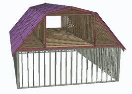 gambrel style roof gambrel truss terra nova trusses