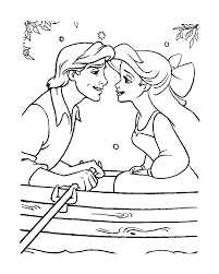 little mermaid coloring pages sebastian the crab coloringstar