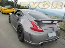 evo wing evo r high wing page 15 nissan 370z forum
