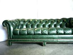 vintage leather chesterfield sofa for sale green chesterfield couch buysafeget com