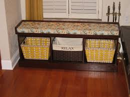 Small Bench With Shoe Storage by Small Storage Bench Seat Entryway Bench Small Shoe Storage With