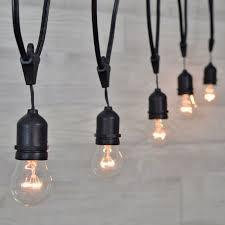 vintage light bulb strands 21 medium base suspended vintage light strand