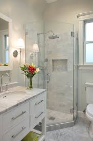 Shower Stall Designs Small Bathrooms Best 25 Corner Showers Ideas On Pinterest Corner Shower Small
