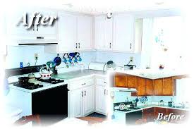 cost to resurface kitchen cabinets cost of refacing cabinets slisports com