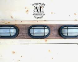 Nautical Vanity Light Vintage Amp Funk Is A Canadian Company Opened By Vintageampfunk