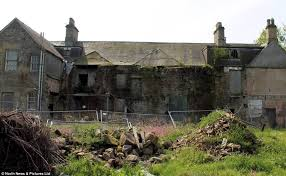 abandoned mansions for sale cheap want to buy a georgian mansion for 1 this seven bedroom derelict