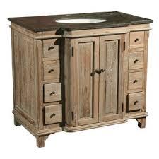 Reclaimed Wood Vanity Bathroom Rustic Bathroom Vanities You U0027ll Love Wayfair