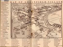 Maps Air Museum Greenfield Village Open Air Museum Maps Through Time The Ever