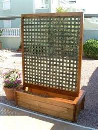 Privacy Screens For Backyards by Step By Step Instructions On How To Build Your Own Privacy Screens