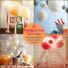 simple birthday decoration ideas at home diy party decorations for adults decoration ideas at home to