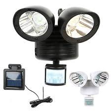 Motion Detector Light Outdoor by Solar Motion Detector Light Ebay