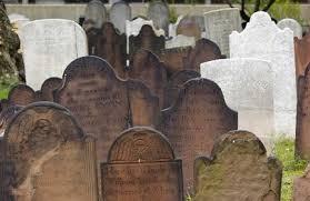 headstones nj restoration of elizabeth church digs up revolutionary era past