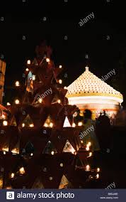 Decoration Of Durga Puja Pandal Decoration Pandal Durga Puja Festival Stock Photos U0026 Decoration