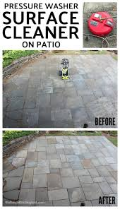 Cleaning Patio With Pressure Washer Make A Difference Pressure Washing Jaime Costiglio