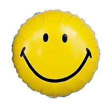 Smiley Face Vase Smiley Face Helium Balloon Smiling U0027s My Favorite
