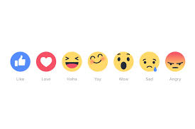 second world war emoji facebook starts testing new ways to react beyond the u0027like