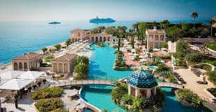 Monte Carlo Map Hotels And Restaurants In Monaco Monte Carlo Shopping