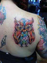 cute owl tattoo designs tattoos art ideas