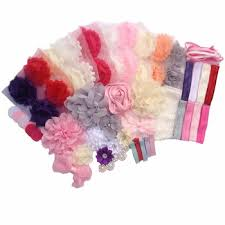 hair bow maker online shop new shower headband station diy kit make 32 headbands