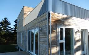 Storage Container Homes Canada - gallery mekaworld