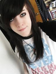 medium length layered emo haircuts cute emo hairstyles ideas for