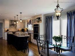 dark blue dining room home design ideas