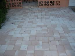 Brick Patio Pavers by Patio Pavers Paver Patios Orlando Patio Pavers