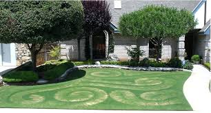 Design Your Own Front Yard - help design my front yard image of front yard design with stone