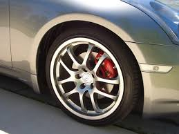 opinions on painted brake calipers g35driver infiniti g35