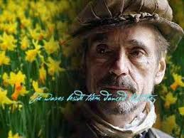 daffodils by william wordsworth recited by jeremy irons poetry