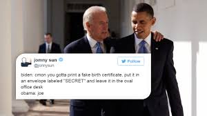 Biden Memes - these biden obama memes are the best things to come out of this us