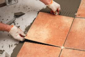 how to lay terracotta tiles raftertales home improvement made easy